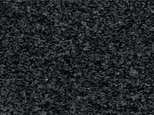 芝麻黑石材图片